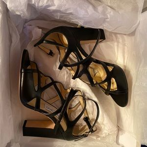jimmy choo dillan 100 never worn